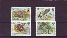 BULGARIA - SG3593-3596 MNH 1989 BATS - WWF #2