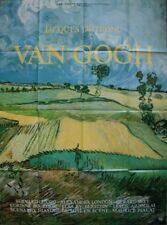VAN GOGH Affiche Cinéma 160x120 Movie Poster Jacques Dutronc