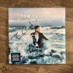 NEW Tom Chaplin (Keane) - HAND SIGNED Debut Vinyl LP 2016 - Autographed - Sealed