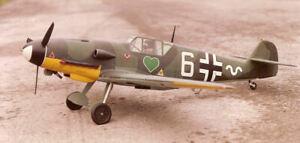 MESSERSCHMITT Me 109 F (Spannweite 1550 mm). Jagdflugzeug