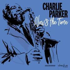 CHARLIE PARKER - NOW'S THE TIME   VINYL LP NEW!
