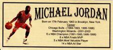 Michael Jordan Basketball Memorabilia