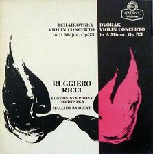 RUGGIERO RICCI~TCHAIKOVSKY/DVORAK~LONDON ffst 4Tk Reel to Reel Tape 7.5 ips NM