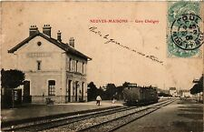CPA  Neuves-Maisons - Gare Chaligny  (386520)