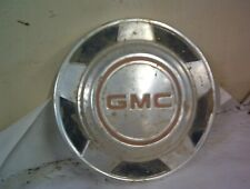 "⭐️ 1977 1978 1979 1980 GMC PICKUP TRUCK 10.5"" DOG DISH WHEEL HUBCAP HUB CAP OEM"