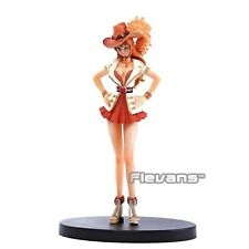 Anime One Piece Nami Grandline Lady 15th Anniversary action figure toy 17CM