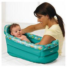 TOMY Be Baby per bambini Gonfiabile da Viaggio Portatile Bagno Neonato lavaggio Wash Vasca da Bagno