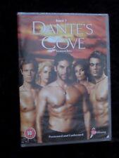 'Dante's Cove' Season 2 New Sealed DVD Gay Interest