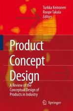 Product Concept Design : A Review of the Conceptual Design of Products in...