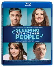 Sleeping With Other People (Blu-ray) Alison Brie, Jason Sudeikis NEW