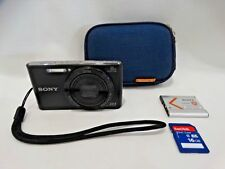Sony Cybershot DSC-W830 8 x Zoom 20.1 MP Digital Camera with 16GB and Case