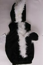 Pottery Barn Kids Baby Toddler Puffy Skunk costume 12-24 months 18 Halloween