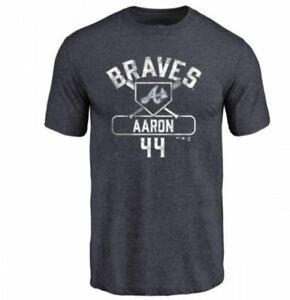 Hank Aaron Atlanta Braves Men's T-Shirt