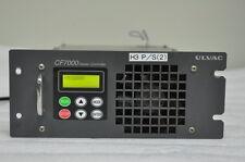 Ulvac Reliance Electric Cf7000 M/N Cf7206H Heater Controller