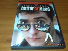 Better Off Dead (Dvd, 2002, Widescreen)