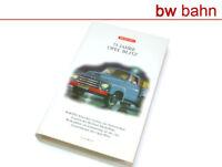 Wiking 9904455 75 Jahre Opel Blitz, Set: DRK Feuerwehr Bolle Straub