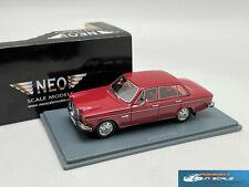 RARE! Volvo 164 dark-red 1969 NEO43106 1:43