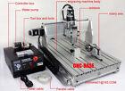 four 4 axis 3040 800W CNC Router cnc engraving milling desktop machine engraver