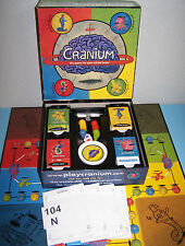Original Cranium Game Fun for Your Whole Brain For Teens & Adults w/ Free Ship