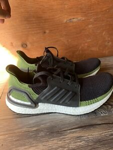 adidas Ultraboost Ultra Boost 19  Mens Running Sneakers Shoes Green Size 10 N25