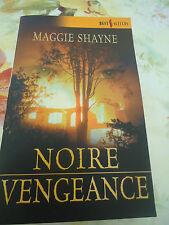 BEST SELLERS HARLEQUIN n°288  - MAGGIE SHAYNE - NOIRE VENGEANCE