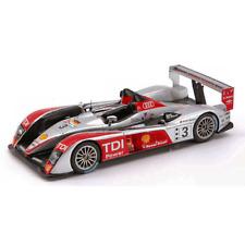 AUDI R 10 N.3 Le Mans 2007 1:43 Spark Model Auto Competizione Spark Model