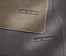 Toyota Land Cruiser 2003 - 2007 Stone Carpet Floor Mats - OEM NEW!