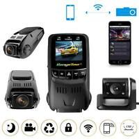 Dual Lens 1080P Full HD WIFI Auto DVR Versteckte Kamera Dashcam Video Recorder