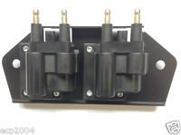 MG MGF 1.8 VVC IGNITION COILS / TWIN COIL PACK NEC100691 NEW COIL PACK
