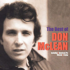 The Best of Don McLean [EMI 1988] Audio CD IMPORT NEW