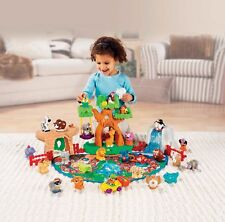 2017 Fisher-Price Little People A To Z Learning Zoo