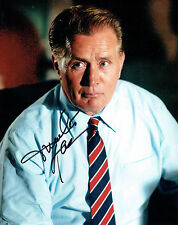 Martin SHEEN SIGNED Autograph Photo AFTAL COA The West Wing President Bartlet