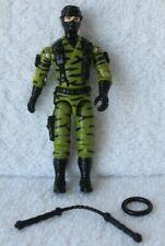 Vintage GI JOE Ninja Force Nunchuk Action Figure With Nunchuks Weapon Accessory