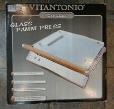 Vitantonio Glass Panini Press