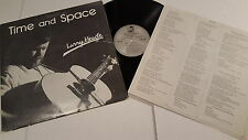 LARRY HEAGLE - Time and Space PRIVATE '83 Country Rock Rural Folk SSW + LYRICS