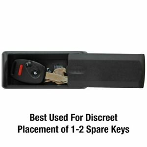*NIP* Master Lock 207D Black Magnetic Key Holder 1 Pack
