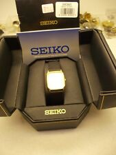 VINTAGE,SEIKO,ANALOG,MANS DRESS,QUARTZ WATCH,#6432-5119,JAPAN,ORIG. CASE/PAPERS