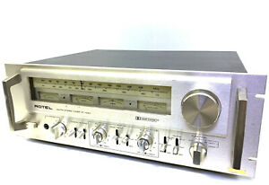 ROTEL RT-1024 AM/FM Stereo Analogue High End Tuner Vintage Refurbished Good Look