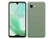 SHARP AQUOS R2 COMPACT MINI ANDROID PHONE NEW UNLOCKED JAPAN SH-M09 803SH GREEN