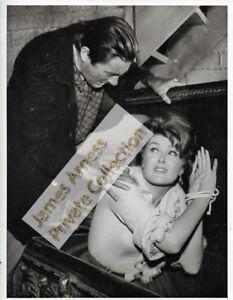 "James Arness Gunsmoke Marshal Dillon ""Daniel Boone"" Patricia Blair Photo #33"