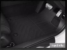 Genuine 2016 Honda Civic 10th FC Sedan Black All Season Rubber Floor Mats RHD
