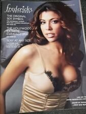 """Fredericks of Hollywood 2003 Fall WInter issue """" Extreme Cleavage Bra """" Lingerie"""