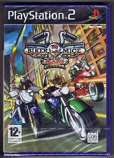 PS2 BIKER MICE DA MARTE (2006), Regno Unito PAL, Nuovo di Zecca & Sony Sigillato in Fabbrica