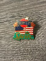 Sprite Dream Team USA Basketball Olympics Sponsor Pin Coca Cola Co. Collectible