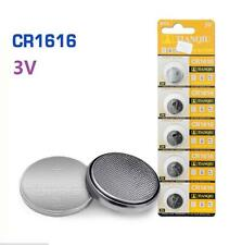 3V CR1616 DL1616 ECR1616 3 Volt Button Coin Cell Battery for CMOS watch toy x5