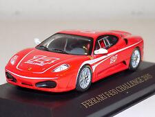 1/43 IXO Dealer Edition Street Ferrari 430 Challenge car #14 2005 FER040