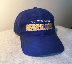 Vintage Golden State Warriors Starter Snapback Wool Sports Specialties