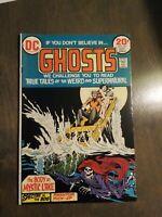 Ghost #19 VF DC Comics 1973 DC Ghosts