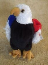 Ty Beanie Babies Free Eagle Plush Bean Bag Stuffed Animal Nwt