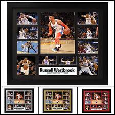 Russell Westbrook Signed Framed Memorabilia Limited Edition -V1-
